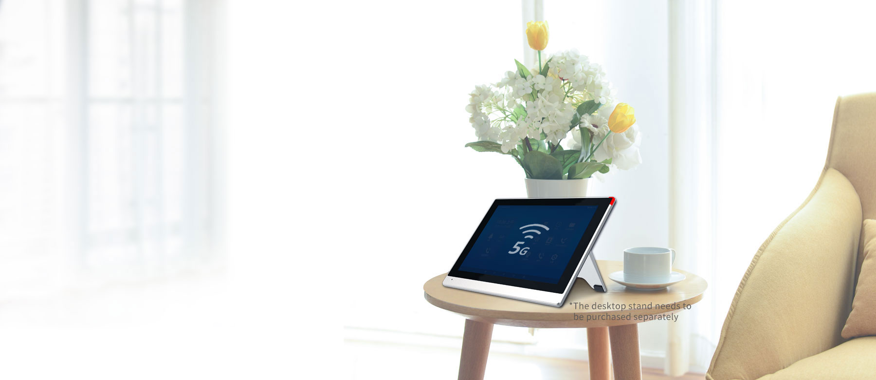 Fanvil I56 Built-in 2.4G/5G Wi-Fi