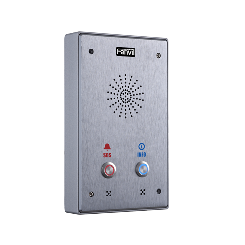 i12 Audio Intercom