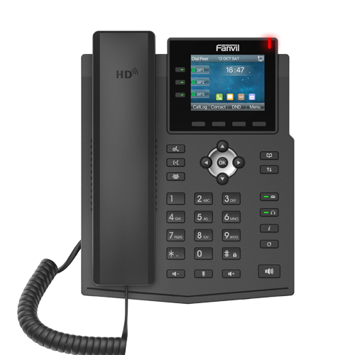 X3U Enterprise IP Phone