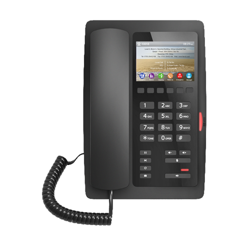 H5 High-end Hotel Phone