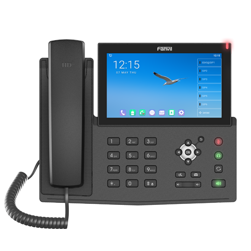 X7A Android Touch Screen IP Phone