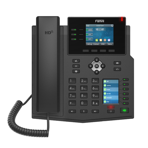 X4U Enterprise IP Phone